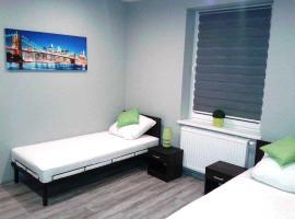 Motel-ik Lux, Więcbork