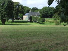 Le Clos du Val, Quibou (рядом с городом Dangy)