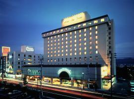 湯田温泉 ホテルニュータナカ, 山口市