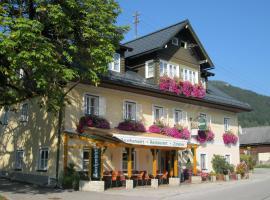 Gasthof Zauchenwirt, Bad Mitterndorf (Thörl yakınında)