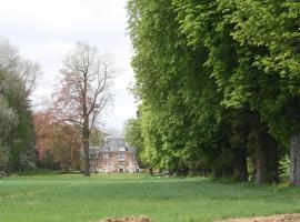 chambre d'hôtes du Valvion, Beauquesne (рядом с городом Pas-en-Artois)
