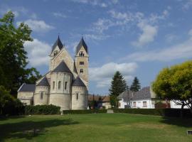 Vendégház a Két Toronyhoz, Lebeny (рядом с городом Tárnokréti)