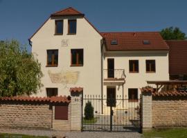 Penzion Speller, Vysoký Újezd (Nučice yakınında)