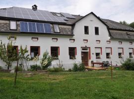 Tichý mlýn, Pelhřimov (Skrýšov yakınında)