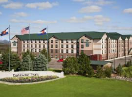 Homewood Suites by Hilton Denver International Airport