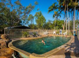 AAOK Lakes Resort and Caravan Park, Berry Springs