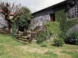 Palacio de Barreiro, Кресьенте (рядом с городом Рибера)