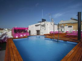 TWO Hotel Barcelona by Axel 4* Sup- Adults Only
