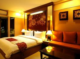 Mariya Boutique Hotel At Suvarnabhumi Airport
