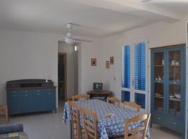 Casa Blu, Favignana (Levanzo yakınında)