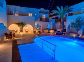 Nissaki Beach Hotel, Ville de Nàxos