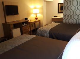 AArtpark Hotel Inn at Lewsiton, Lewiston (Queenston yakınında)