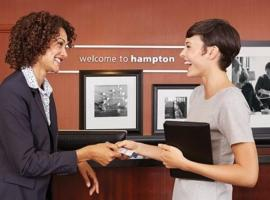 Hampton Inn & Suites San Antonio Brooks City Base, TX