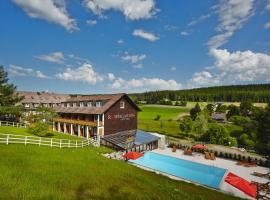 Rosengarten Hotel & Spa, Sankt Georgen im Schwarzwald (Brigach yakınında)