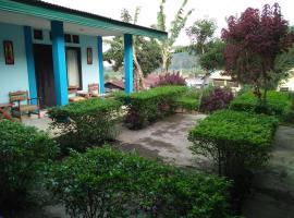 Antoneri Lodge, Kelimutu (рядом с городом Ndetuwaru)