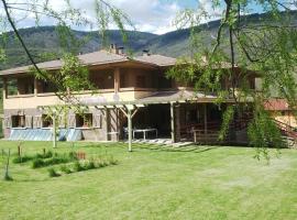 Hotel Villaneila, Neila (Huerta de Arriba yakınında)