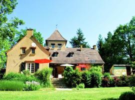 Maison Les Bois, Florimont-Gaumiers (рядом с городом Bouzic)