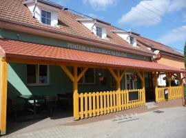 Penzion a Restaurace Na Záložně, Kobylí