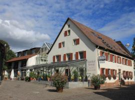 Gasthof Kreuz, Heitersheim (Buggingen yakınında)