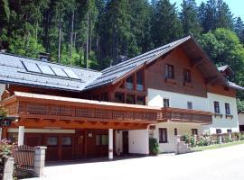 Four Seasons Lodge, Lackenhof