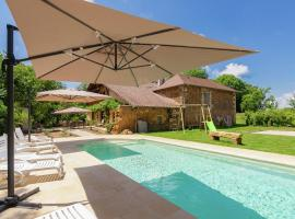 Holiday home Les Raneaux, Nantheuil