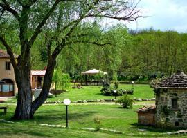 SassoMatto, Campogialli (San Giustino Valdarno yakınında)