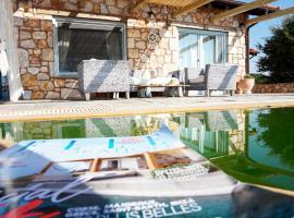 Ariadne Eco Retreat, Poligiros (рядом с городом Taxiarchis)