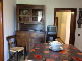 Appartamento la Clessidra, Roccatederighi