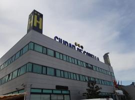 Hotel Ciudad de Corella