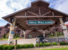 Great Wolf Lodge Sandusky
