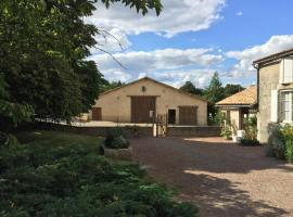 Chambres d'hôtes du puy d'anché, Sauzé-Vaussais (рядом с городом Lorigné)