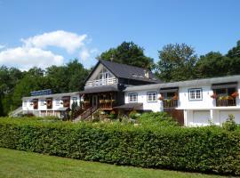 Citotel Hotel Restaurant Les Pins, Агно (рядом с городом Batzendorf)