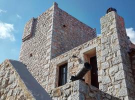 Katafigi, Pirgos Dhirou (рядом с городом Kambinára)