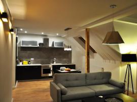 Bielany Loft Apartment