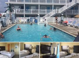 Sandy Shores Resort, North Wildwood