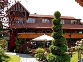 Hôtel à la Ferme, Osthouse (рядом с городом Ерстайн)