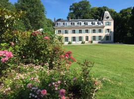 Château d'Amécourt, Amécourt (рядом с городом Sérifontaine)