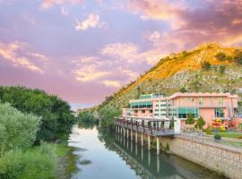 Luani A Hotel, Shkodër (Canaj yakınında)