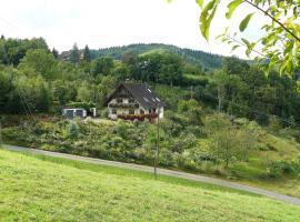 Ferienwohnung Hügelgarten