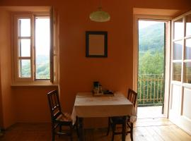 Appartamento nel Verde, Mosso Santa Maria