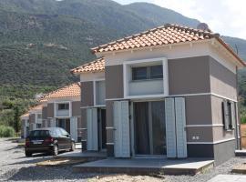 Alati Apartments, Paralía Sergoúlas (рядом с городом Trizonía)