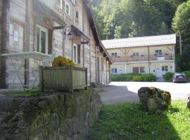 Hotel-Motel La Babaute, Les Rousses