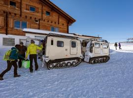 Berghütte Ski Maseben, Melago