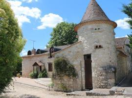 Gîte Escapade, Port-Sainte-Foy-et-Ponchapt (рядом с городом Fougueyrolles)