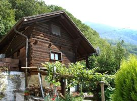 Holiday Home Riposo, Malvaglia (Alpe di Scieru yakınında)