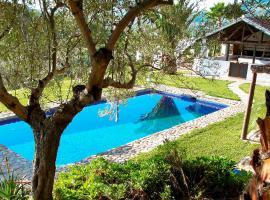 Holiday Home Manodiana, Bermejo (El Chorro yakınında)