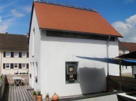 Holiday Home Albergo Centro, Hüfingen (Fürstenberg yakınında)