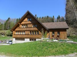 Apartment Waldheim-Baschloch.2, Trogen (Altstätten yakınında)
