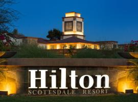 Hilton Scottsdale Resort & Villas, Scottsdale