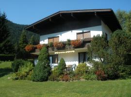 Apartment Kaufmann, Schwoich